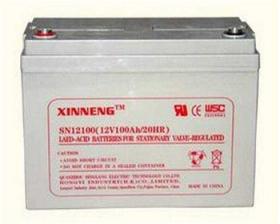 昕能铅酸免维护蓄电池